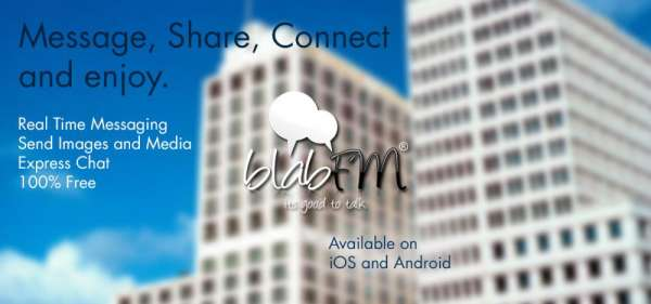 Blabfm | free texting app for ipod touch