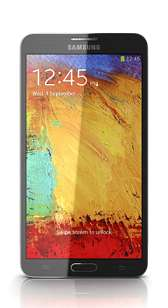 Samsung galaxy note 3 silver 66719