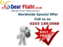 Special airfare deals to lahore from manchester