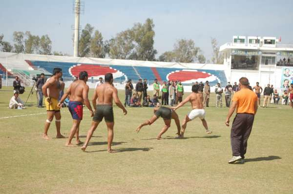 Want to know all about khel (game) kabaddi?