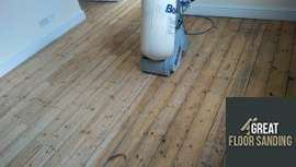 Affordable floor sanding in london by great floor sanding