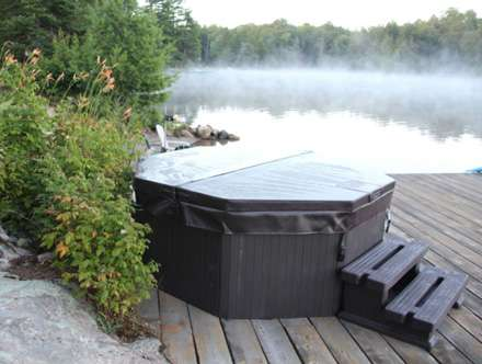 5 star hot tub hire service, without the 5 star price!