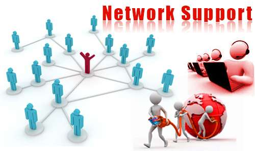 Network support services in sutton by oakland associates