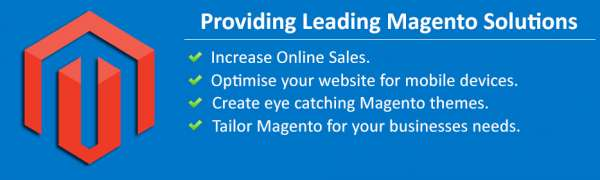 Great magento ecommerce- we will do the development for you