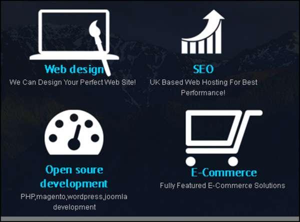 Web design and development in preston