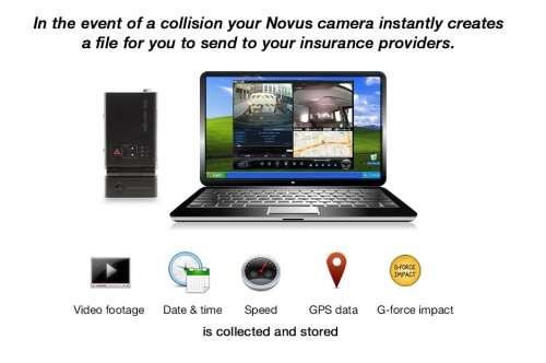 In car camera: widening the scope of car security