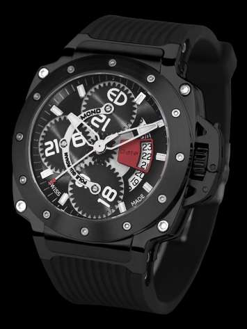 The amazing pole guardian men luxury watches