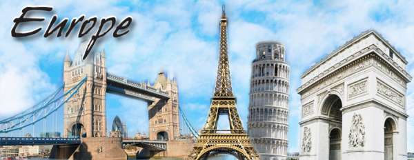 Europe tour packages- holidays carnival