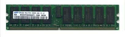 Hp-compaq 408853-b21 4gb (2x2gb) ddr2 pc2-5300 667mhz cl5 ecc sdram dimm memory kit for pr