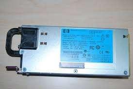 Hp-compaq 503296-b21 460watt common slot high efficiency hot plug power supply for prolian