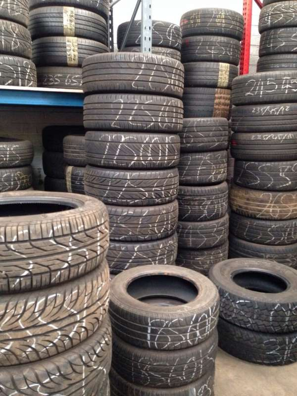 Tyres new & part worn all brands & sizes