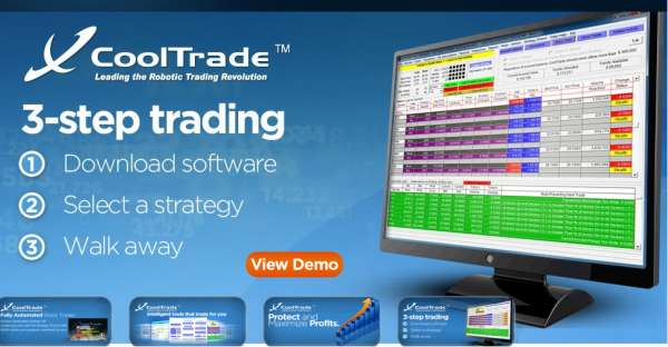 Cool trade fully automated stock trader