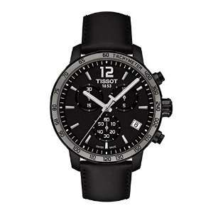 Tissot men's watch quickster chronograph tt095.417.36.057.02
