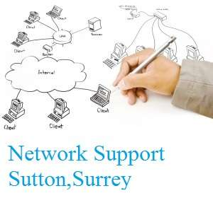 The best services for network support sutton,surrey