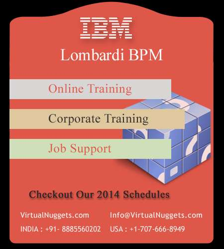 Ibm bpm administration corporate online training