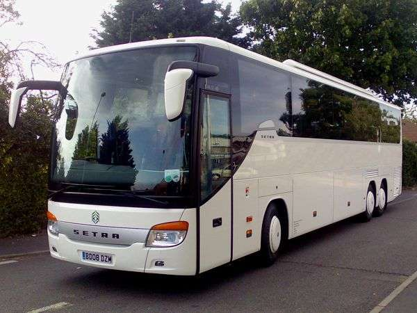 Hire the best coach hire services