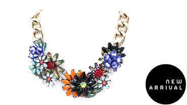 Wholesale fashion jewellery necklaces