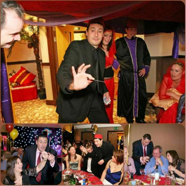 Pictures of Best pick pocket magician in london 6