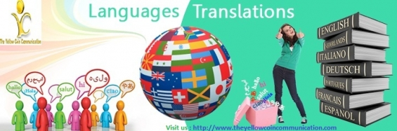 Languages translation services in india
