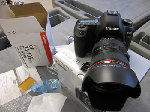 Brand new canon eos mark3 5d