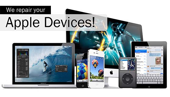 Best apple iphone, ipad, macbook and ipod repairs in uk