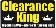 Wholesale stock clearance suppliers and wholesales in uk - clearance king uk