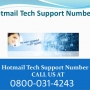 Microsoft hotmail support number UK