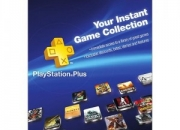 Sony PlayStation Plus 12 Month Subscription Card