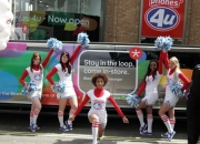 Promotional models for events in london