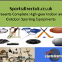 Cricket Equipments Online London