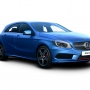 Mercedes Benz Car Leasing A Class A 180 Sport 122 at Ascot Motor Cars in UK