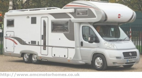 Buy used motorhomes for sale from the no.1 & award winning dealer of the uk