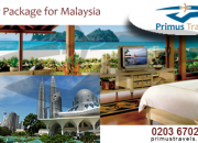 Cheap holiday packages to malayasia