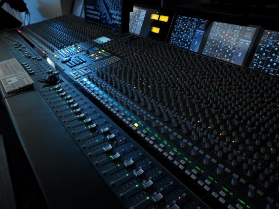 The chapel studio: best recording studio