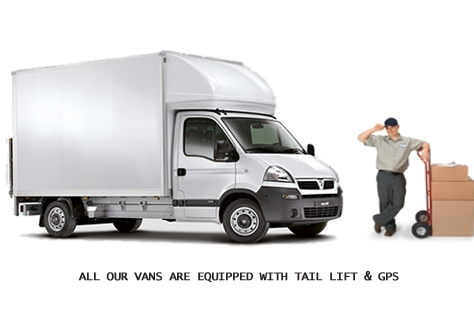 Get best man with a van service in london