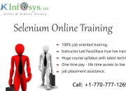 Selenium Webdriver Online Training and Job Assistance