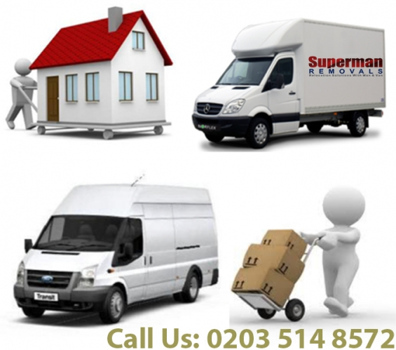 Superman removals services