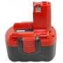 Power Tool Battery for BOSCH GSR 14.4 VE-2