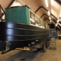 TRITON (1993) STEEL HULL 45FT NARROW BOAT