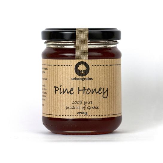 The best organic pine honey