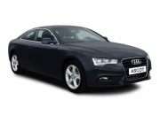 Audi A5 Coupe 2.0 TDI Black Edition multitronic at Ascot Motor Cars