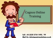 Cognos online training course at quontra solutions