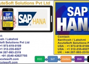 Learn sap hana course,sap hana training,sap hana course
