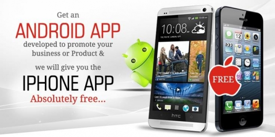 Want to know how you can get an iphone app developed for free