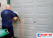 Replacement garage doors
