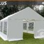 Marquee PLUS 4x6 m PE, White