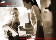 Special offer of door to door cargo services