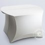 FLUX COFFEE, low table, white