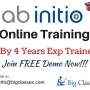 Ab Initio Online Training At BigClasses