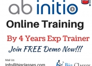 Ab initio online training at bigclasses